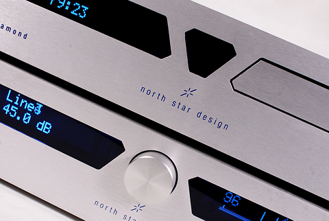 North Star Design Blue Diamond CDp/DAC - ΙΑ.