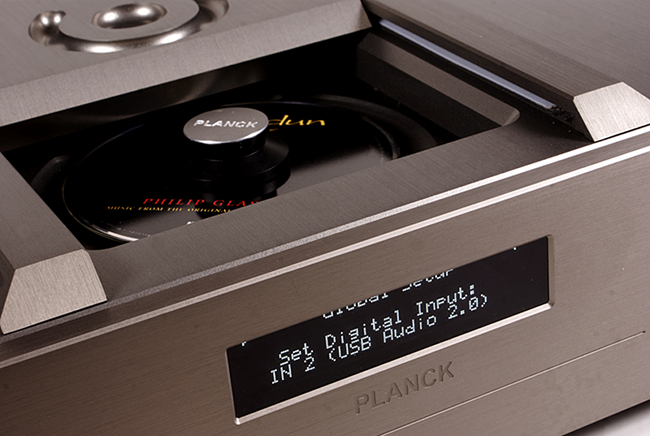 Audionet Planck - CD Player/DAC.