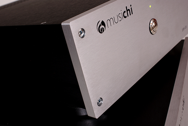 MusiChi SRV-01/PSU-MC-01 | Audio Server/Renderer.
